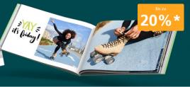 ifolor: 30% auf dein nächstes Fotobuch