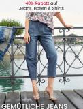 Ackermann: 40% Rabatt auf Jeans, Hosen & Shirts