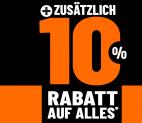 LIPO: 10% Rabatt auf alles (inkl. reduzierte Artikel)