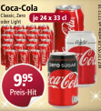 Coca Cola 24x33cl bei OTTOs in Aktion