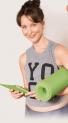 Online-Yoga-Studio 1 Monat kostenlos nutzen