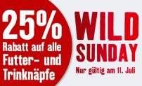 Fressnapf: 25% Rabatt auf Futter- und Trinknäpfe (nur heute)
