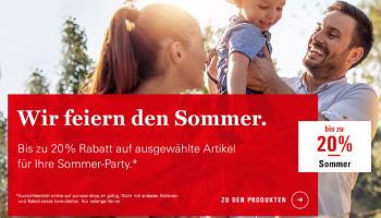 Zur Rose Apotheke: Sommerprodukte mit 20% Rabatt (z.B. Anti Brumm, bite away, Sherpa Tensing, Daylong)