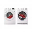 AEG LP7450 Waschmaschine + TP7051TW Tumbler bei nettoshop