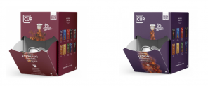 My Coffee Cup Mega-Box (kompostierbare Bio-Kaffeekapseln) bei Daydeal