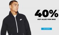 40% Rabatt auf alles von Nike bei MySportswear