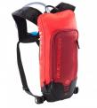 Trinkrucksack Rockrider MTB ST 500 4 LITER in Navyblau oder Neonrot bei Decathlon
