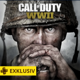 Call of Duty®: WWII gratis im PlayStation Store (PSN Plus Mitglieder)