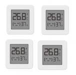 4x Xiaomi Mija Bluetooth Thermo- & Hygrometer bei Aliexpress