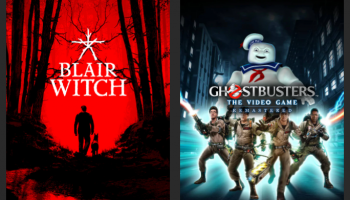 Blair Witch & Ghostbusters: The Video Game Remastered gratis im Epic Games Store