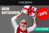 34% Rabatt bei Café Royal bis zum 8.12. (ab Mindestbestellwert 40 Franken)