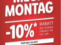 Lidl: 10% Rabatt auf fast Alles am 04.10.21 ab einem Einkauf von 100 Franken