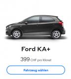 Carvolution Wertgutschein bei DeinDeal: Auto ab CHF 10/Tag für 6 Monate all incl. ausser Benzin