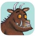Kinderspiel Grüffelo: Spiele gratis für iOS & Android Geräte