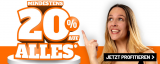 Oster-Sale bei LIPO – mind. 20% Rabatt auf alles