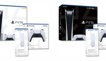 Playstation 5 / PS5 Digital oder mit Laufwerk + 2. Controller + Fernbedienung bei Cede.ch