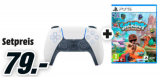 Sony Playstation 5 Dualsense Controller + Sackboy: A Big Adventure bei Mediamarkt