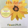 Gutscheincodes für Blumen zum Muttertag