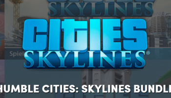 Neues Humble Bundle: Cities Skyline