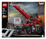 LEGO Technic Geländegängiger Kranwagen, 42082 – Zum Bestpreis!