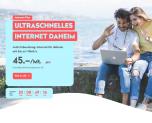 Wingo Internet 1Gbit/s inkl. 100 Franken Cashback für Neukunden mit lebenslangem Rabatt