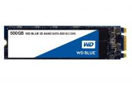WESTERN DIGITAL Blue 3D NAND SSD M.2, 500GB
