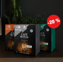 Café Royal: 20% Rabatt auf Grosspackungen Nespresso-Kapseln (+15% Rabatt durch NL ab CHF 40.-)