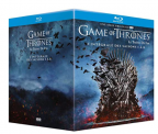 Game of Thrones Blu-Ray Staffel 1-8 (Englische Tonspur!)