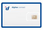 digitec connect Mobile-Abo mit 12 Monaten Datenflatrate