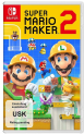 Super Mario Maker 2 (Switch) Limited Edition inkl. 12 Monate Nintendo Online für 44 Franken bei Amazon.fr
