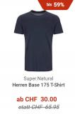 2x Merino T-Shirt für 55 Franken bei Bergzeit