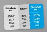 Smartphoto: 25 – 40% Rabatt beim Kauf einer Geschenkkarte