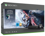 MICROSOFT Xbox One X Star Wars: Jedi Fallen Order Bundle 1 TB (DE, FR, IT, EN)