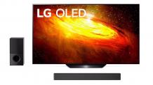 LG OLED65BX mit kostenloser Soundbar