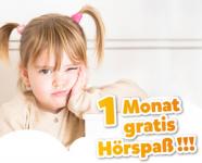 Über 3'000 Kinder-Hörspiele und Musiktitel bei tigertones 1 Monat lang gratis (Keine Kündigung)