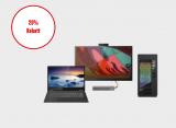 Interdiscount: 20% RABATT auf Notebooks, Convertibles, PCs und All-in-Ones von Lenovo