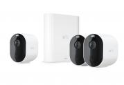 ARLO Pro 3 Überwachungssystem mit 3 Kameras bei MediaMarkt