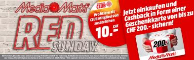 MediaMarkt Sammeldeal: Red Sunday Edition!