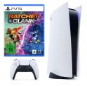 PlayStation 5 bei Manor verfügbar: PlayStation 5 + Ratchet&Clank: Rift Apart Bundle Spielkonsole