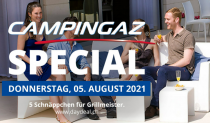 Campingaz-Special bei DayDeal – 5 Angebote
