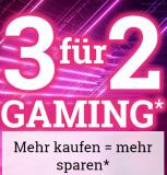 EMP: 3 für 2 Aktion auf Gaming-Merchandise (kumulierbar mit NL-Gutschein)