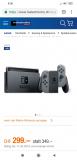 Nintendo Switch Konsole Grau bei melectronics