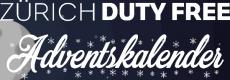 Zürich Duty Free Adventskalender