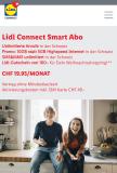 Lidl Gutschein durch Lidl Connect Abo günstiger