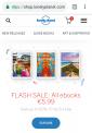 Flash Sale bei Lonely Planet – alle ebooks (English) für € 5.95