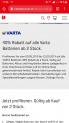Interdiscount: 40% auf Varta-Batterien, ab 2 Stück.
