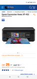 Epson Drucker Expression Home XP-452