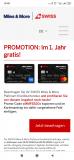 Miles & More Platinun Kartenduo im ersten Jahr Gratis Promo