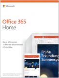 Office 365 Home für CHF 55.00 bei Digitec