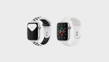 Ausgewählte Apple Watch Series 5 zu Top-Preise bei Interdiscount